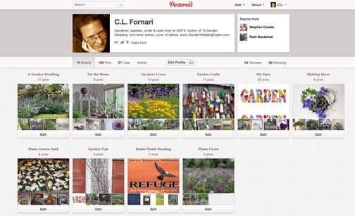 The Appeal of Pinterest